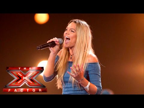 Louisa Johnson is telling you she wants to stay | The 6 Chair Challenge | The X Factor UK 2015