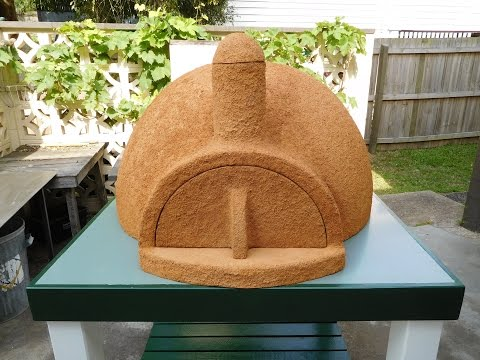 New Pizza Oven Easy Build ''Louder Video''