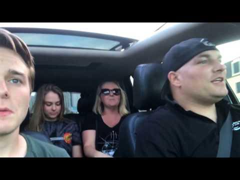 Uber Karaoke - With Danger Dave #2