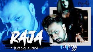 A bazz - RAJA | INTRO | Album | PSYCHO | 2020 | AUDIO