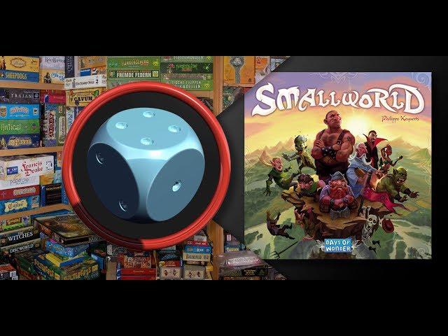 Small World - Como Jogar