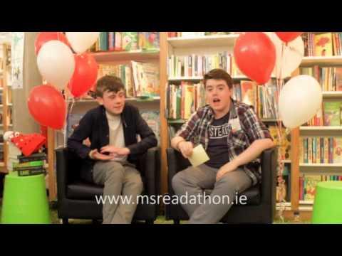 Moone Boy Actors David Rawle and Ian O' Reilly