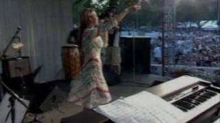 Janina Frostell - Like a Hurricane