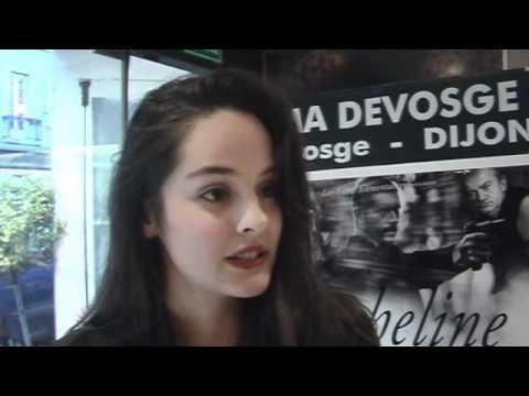 Noémie MERLANT aux rencontres cinématographiques de Dijon