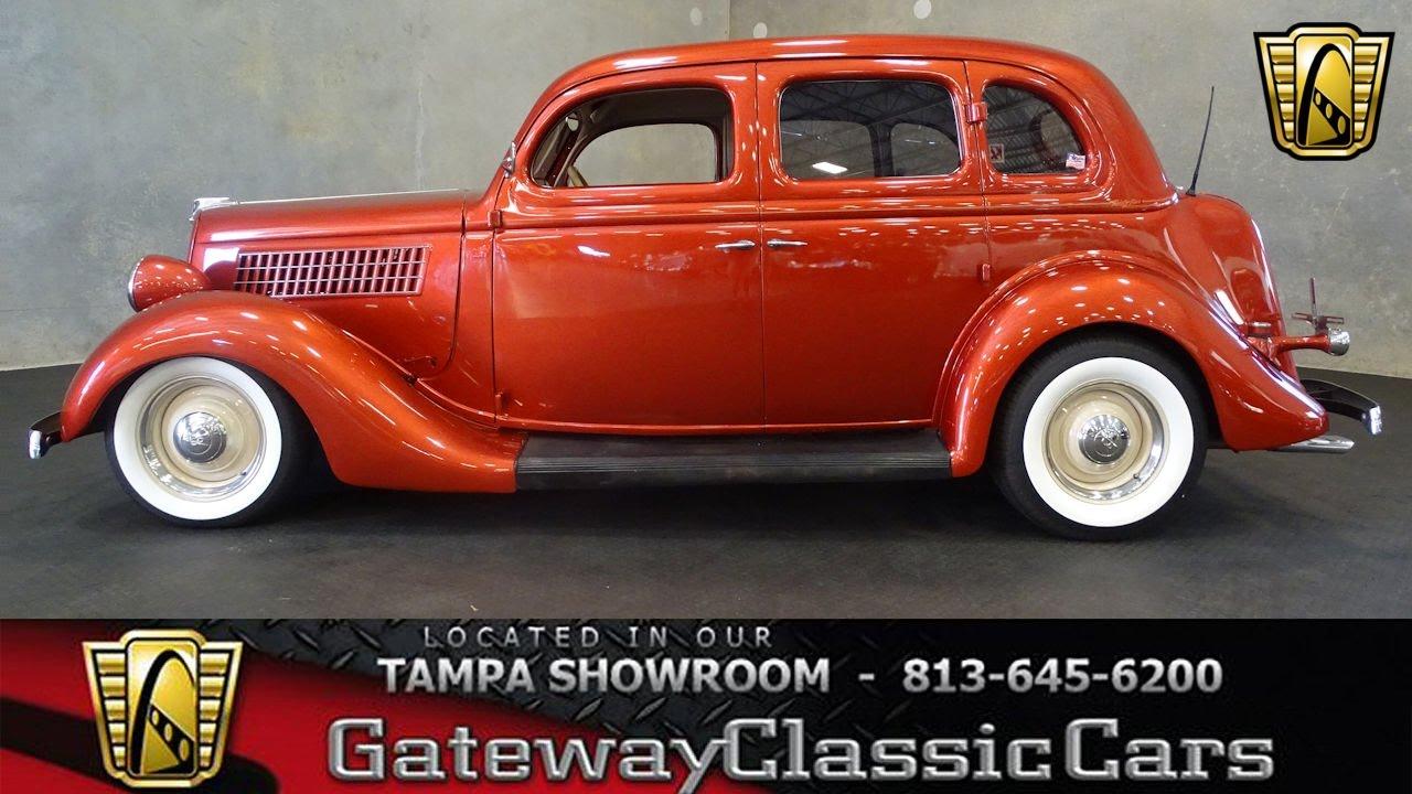 890 tpa 1935 ford sedan 4 door 350 cid v8 350 automatic for 1935 ford 4 door sedan