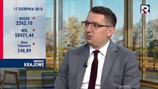 DR. MARIAN SZOŁUCHA - ZANOTOWANY NAJNIŻSZY WSKAŹNIK BEZROBOCIA W POLSCE