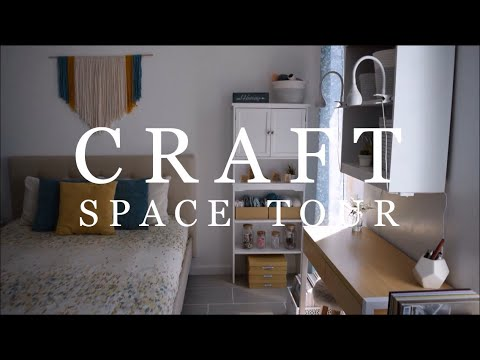 Craft Space Tour 2018 - Your Book of Memories