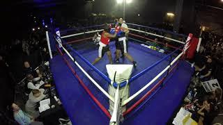 Ultra White Collar Boxing | Manchester | Deena English VS Mel Hallat
