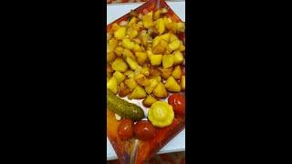 Жареная картошка лучший рецепт Мужская кухня