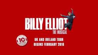 Huge News! | Billy Elliot the Musical