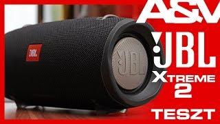 JBL Xtreme 2 Bluetooth hangszóró teszt AV-Online