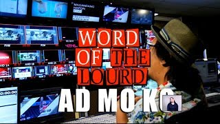 #WordoftheLourd | AD MO KO