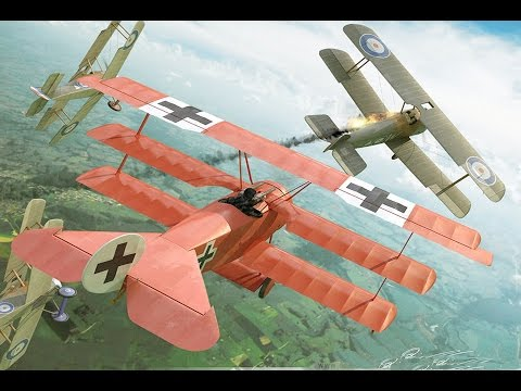 """The Real Red Baron Documentary - Manfred Albrecht """"Flying Ace"""" von Richthofen"""