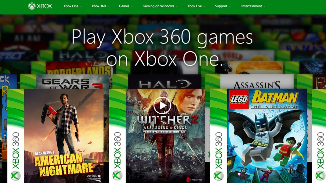 I Was Totally Wrong About Xbox One Backwards Compatibility   And I'm Glad I  Was