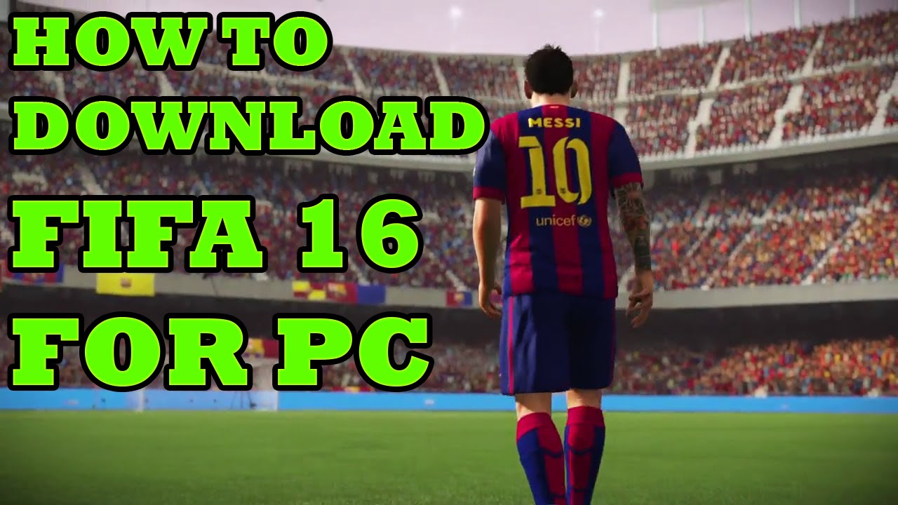 how to download and install fifa 15 pc