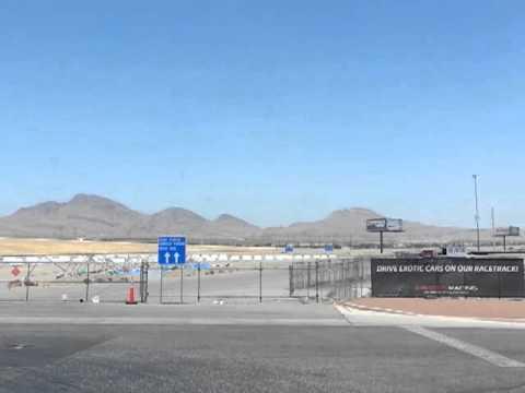 Petro truck stop at North Las Vegas