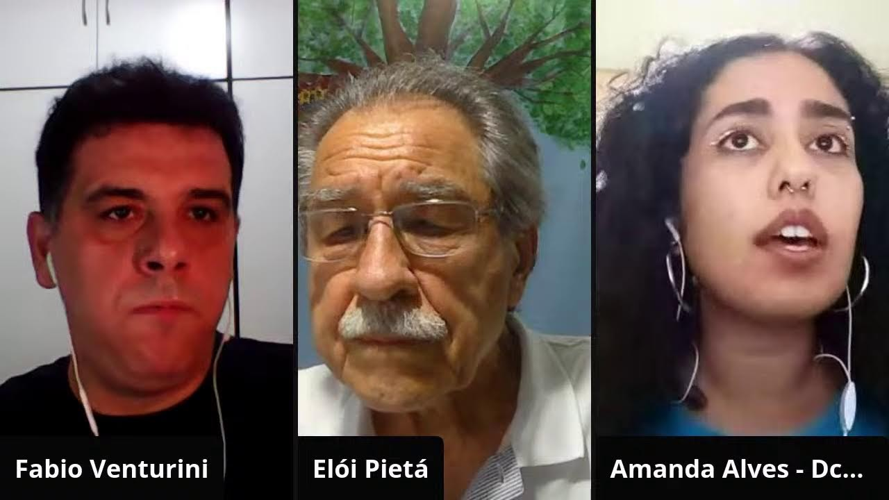 FIQUE LIGADO:ELÓI CONVERSA COM FÁBIO VENTURINI E AMANDA VILAS BOAS SOBRE BOLSONARO E O 7 DE SETEMBRO