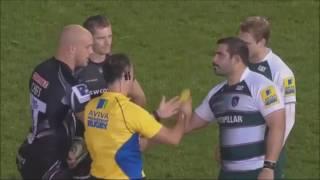 Rugby Referee Leadership