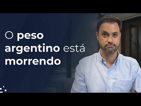 O peso argentino está morrendo