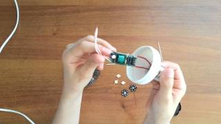 Светодиодная лампа мощностю 9вт  своими руками(Это видео создано с помощью видеоредактора YouTube (http://www.youtube.com/editor), 2015-08-30T21:32:29.000Z)