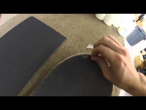 Life Hack: How to Re-Grip a Skateboard (Easy)