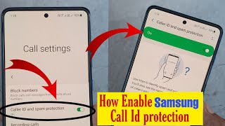 Samsung Official Call Id Spam Protection Hidden Setting How enable || A50, A20, A30, J7, J6, J2 screenshot 4