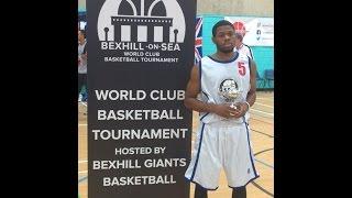 Mark Douglin World Club Basketball Mixtape