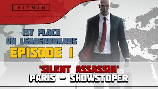 Hitman Walkthrough (2016) - Episode 1 Paris (Showstopper)-