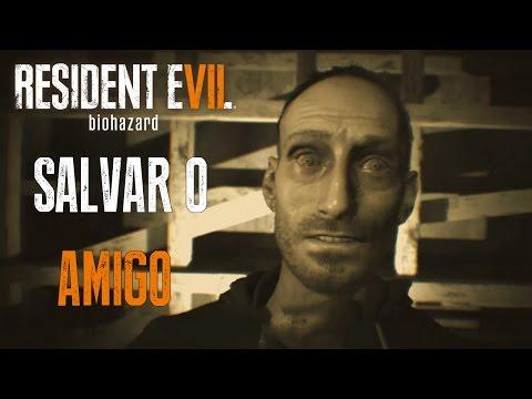 RESIDENT EVIL 7 - É POSSIVEL SALVAR O