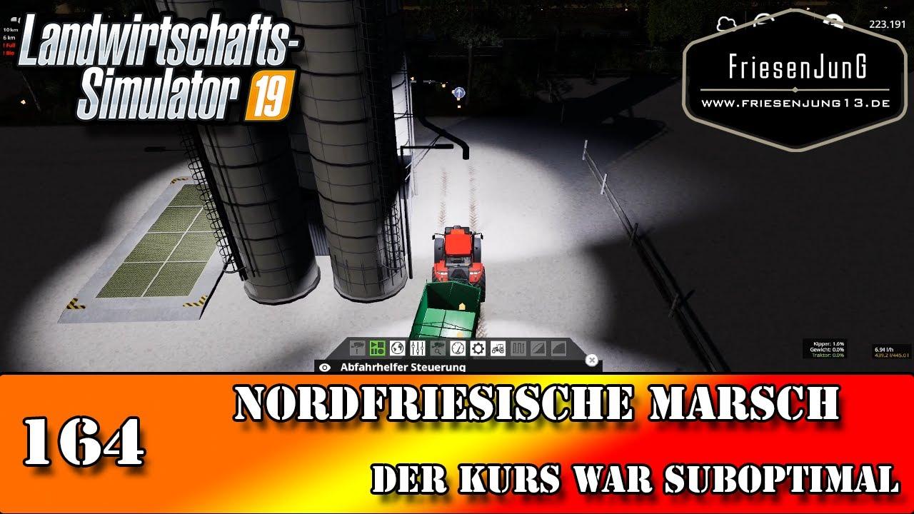 LS19 Nordfriesische Marsch 164 - Der Kurs war suboptimal