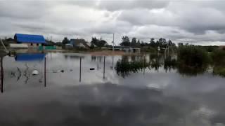Пыталово после дождя 24 августа