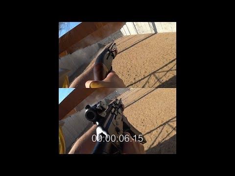 Смена боеприпаса в Сайге 12к 033 и МР 155. ФиЗоО №7