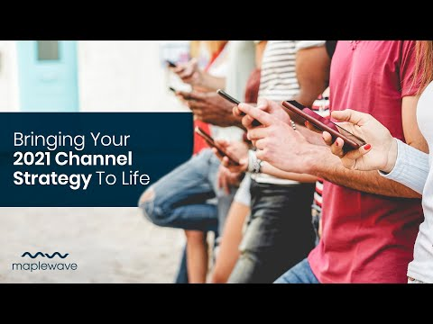 Will Gibson's Presentation at CEM Global in Telecoms: Bringing Your 2021 Channel Strategy To Life