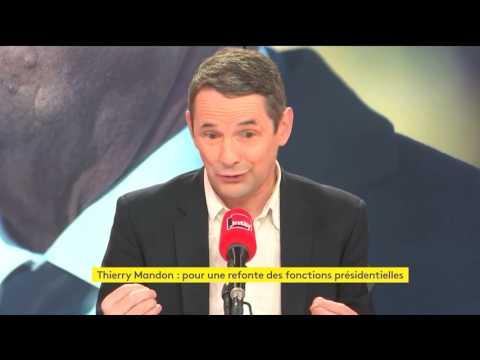 Thierry Mandon sur le choc de simplification de François Hollande