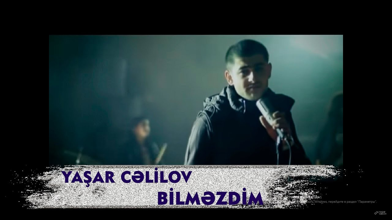 Yashar Celilov - Bilmezdim [ Audio ]