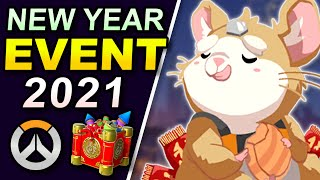 The overwatch 2021 lunar new year event is coming up! today i discuss upcoming event's start date and which heroes are likely to be getting skins! ...