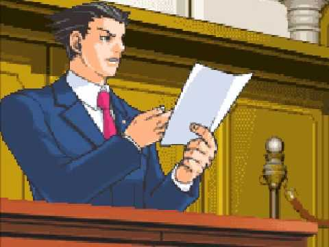 Phoenix Wright - Boot to the Head