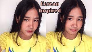 Korean Makeup Tutorial | Philippines | Positive Jane