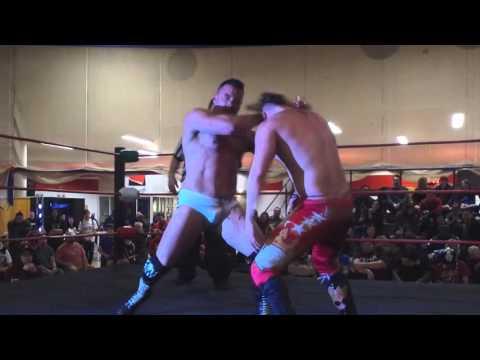 ReCap Video Lucha T.O. Jan 24th, 2016