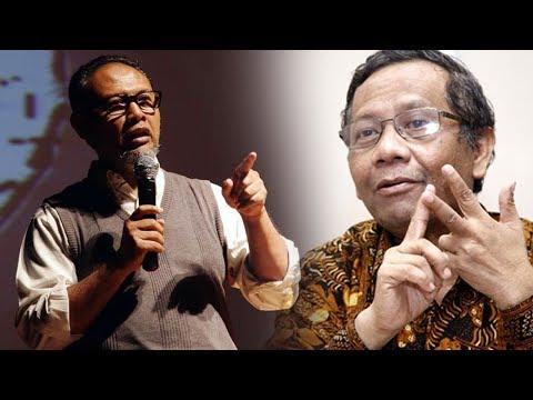BW ''Sentil'' Mahfud MD Soal KTP Palsu Pernyataan Itu Tak Pantas Dikutip