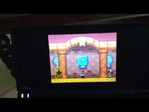 New Super Mario Bros. - How to Get the Item You Want from a Toad House