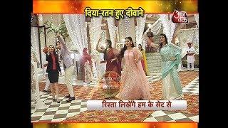 Rishta Likhenge Hum Naya: Diya & Ratan's NACH BALIYE!