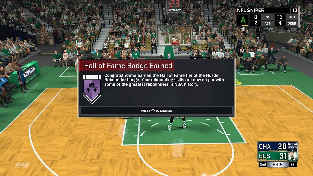 Badges And My Player Upgrades Nba 2k17 Wiki Guide Ign