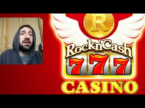 ROCK N' CASH Casino Slots By Flysher | Free Mobile Game | Android / Ios Gameplay Youtube YT Video LH