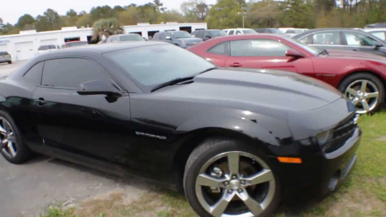 2011 Chevrolet Camaro - LS - Used Chevy For Sale - Charleston, SC ...