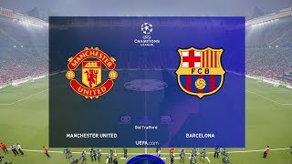 This video is the gameplay of manchester united vs barcelona (1st leg) ucl 10 april 2019 suggested videos 1- uefa champions league final - ci...