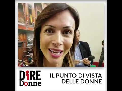 Mara Carfagna per 'DireDonne'