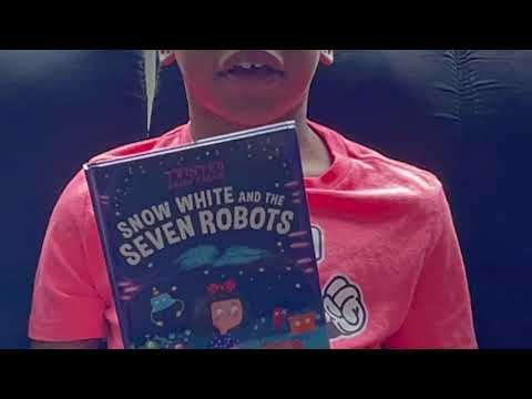 Jet's Book Reviews: Snow White & The 7 Robots