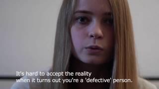 ''Вдохнуть и не дышать'' проект Полины Синяткиной