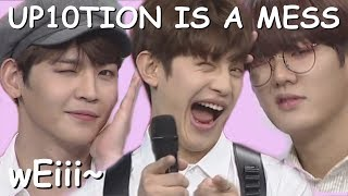 up10tion being a mess on asc
